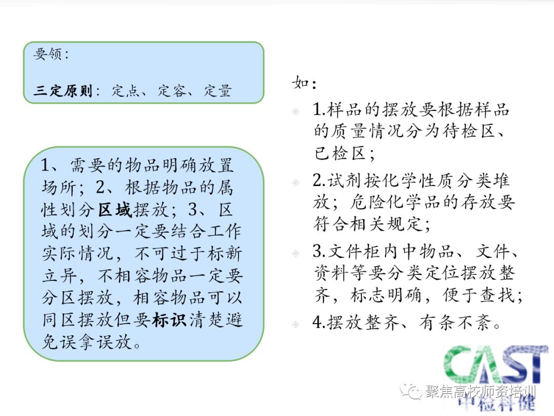 班组成本管理制度_实验室6S管理与实施细则